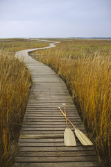 Boardwalk Cape Cod, Massachusetts