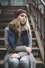 real teen girl.