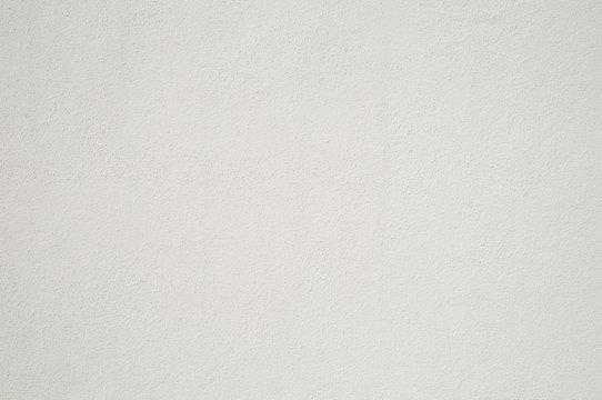 Plaster smooth white