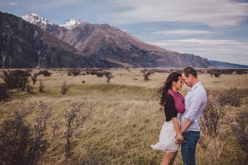 Around New Zealand