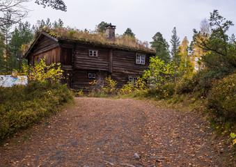 Norway historic house