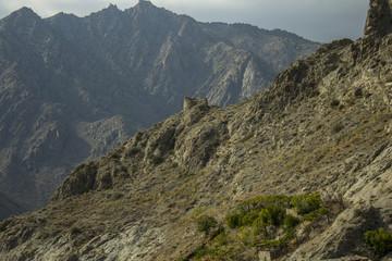 mountain in Meghri