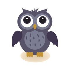 Owl logo design