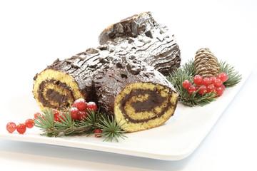 Tronchetto Bianco Di Natale.Cerca Immagini Pranzo Di Natale