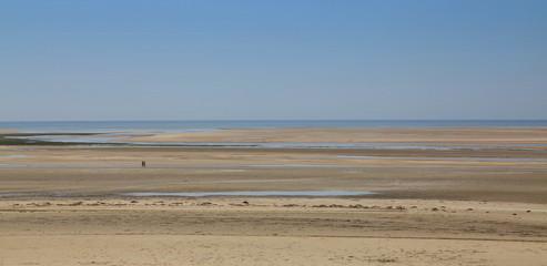 Le calme paisible des havres du Cotentin.