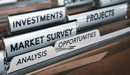 Creating New Business, Conduct Market Survey  to Find Opportunities