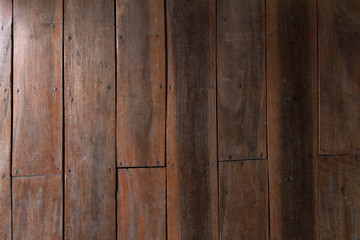 Old retro wooden texture background