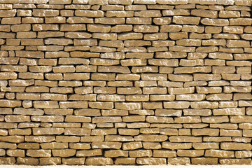 Cotswold dry stone wall