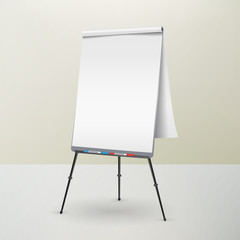how to make a flip chart for school