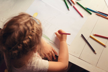 How to develop the creative abilities of your child.