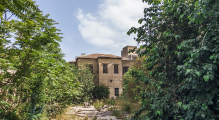 Deserted Old Lebanese House - Another day