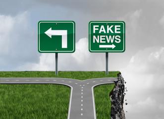 Fake News Risk