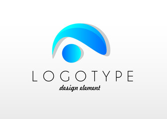 Creative Logo letter design for brand identity, company profile or corporate logos