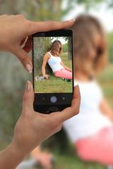 Cybermobbing Handyfoto betrunkenes Mädchen