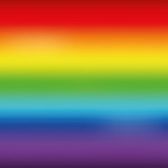 Bright rainbow mesh horizontal background