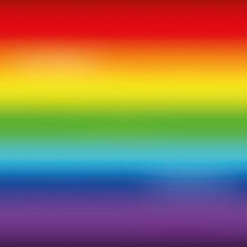 Bright rainbow mesh horizontal background