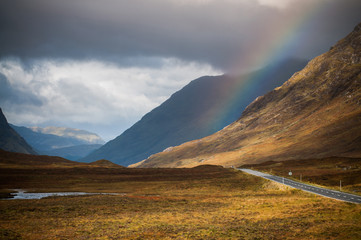 highlands rainbow