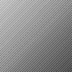 Gradient retro lines background. Vector