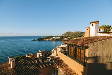 Cala Fornells, Mallorca, Balearic Islands, Spain