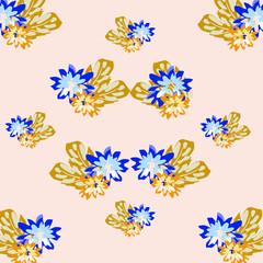flower floral flowers pattern pink texture