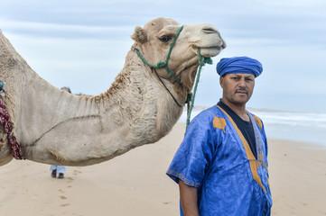 Camel rider