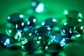 medicine, capsule, tablet