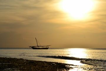 Dhow Zanzibar