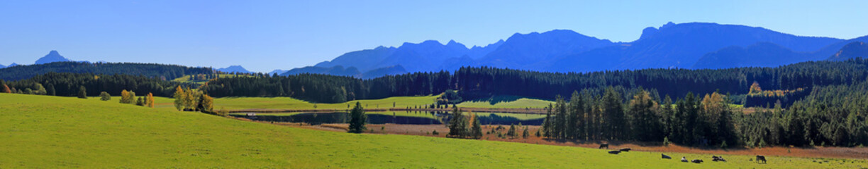 Attlesee - Ostallgäu - Allgäu - Herbst