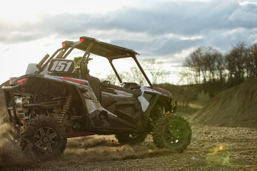 UTV Off-Road Fun