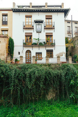 Typical Andalusian house in Granada