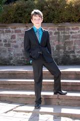 Anzug für Kommunion