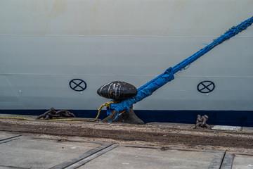 ship mooring