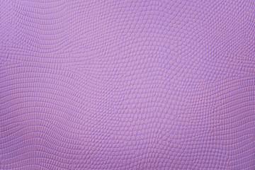 Door stickers Crocodile Pink Violet leather Texture of Snkaeskin