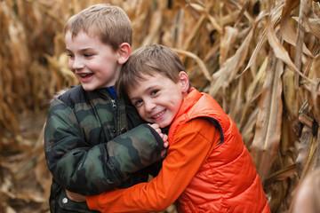 Children of the cornfield