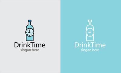Drink Vector Logo