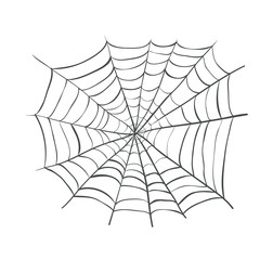 spiderweb, Web Spider Vector Illustration. Webbing weaving