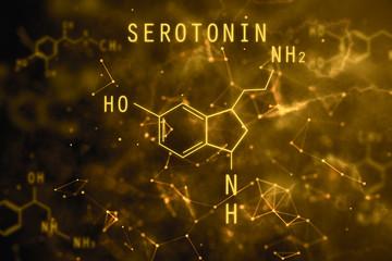 Chemical formula wallpaper
