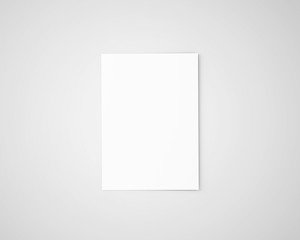 A4 / A5 Blank Flyer / Poster Paper