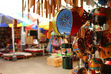 Market trinkets
