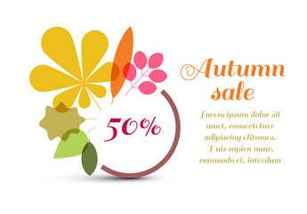 Autumn Sale Graphic 1