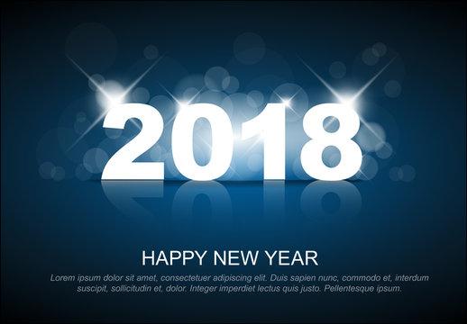 Happy New Year Web Banner 1