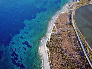 Griechenland aus der Vogelperspektive