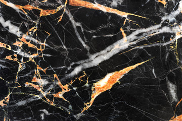 golden black marble pattern abstract structure design