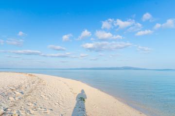 Kondoi Beach, Taketomi, Okinawa, Japan