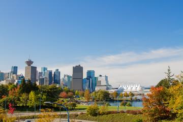 Wall Mural - Vancouver Skyline