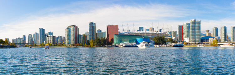 Wall Mural - False Creek Panorama