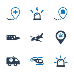 Ambulance Icons