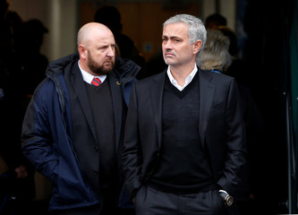 Premier League - Huddersfield Town vs Manchester United