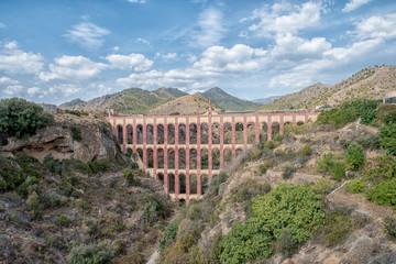 Acueducto del Águila, Eagle Aqueduct, Puente del Águila, Eagle Bridge, Spain