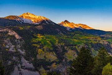Colorado Mountain View near Telluride
